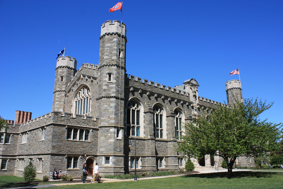 Bryn Mawr College - Quirky Berkeley | Bryn Mawr College in My Life