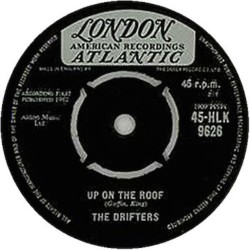 the-drifters-up-on-the-roof-london