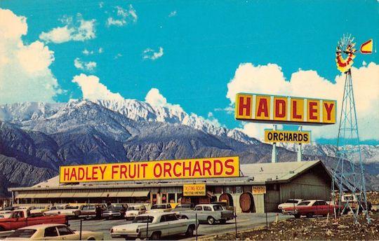 Hadley's 2