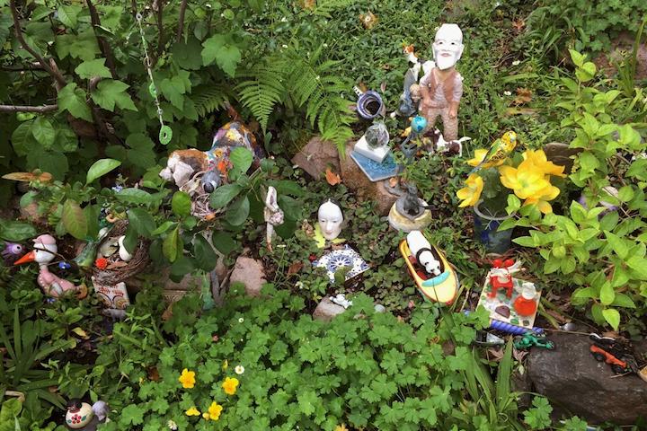 Grace Munakata's Small World.  Photo: David Richman