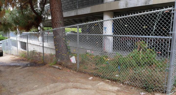 Empty Fence
