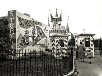 Storyland Entrance at San Francisco Zoo | October 25, 1961