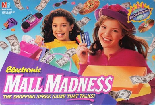 Mall Madness Electronic