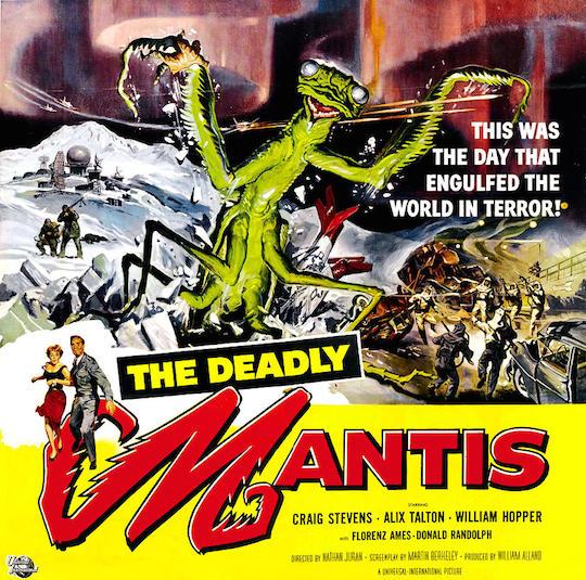 the-deadly-mantis-6-sheet-poster-art-everett