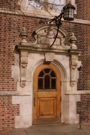 Coxe House