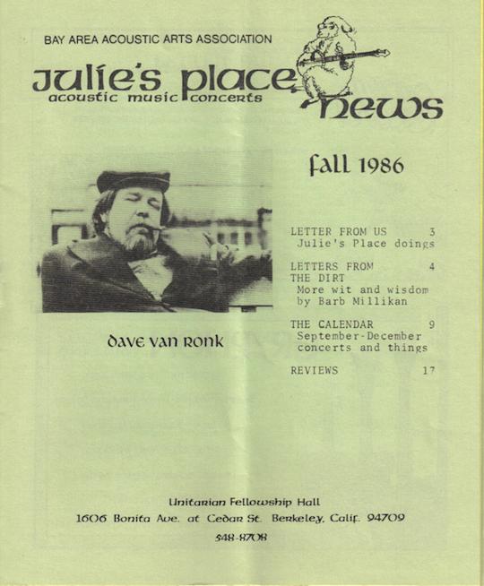 1986 Fall