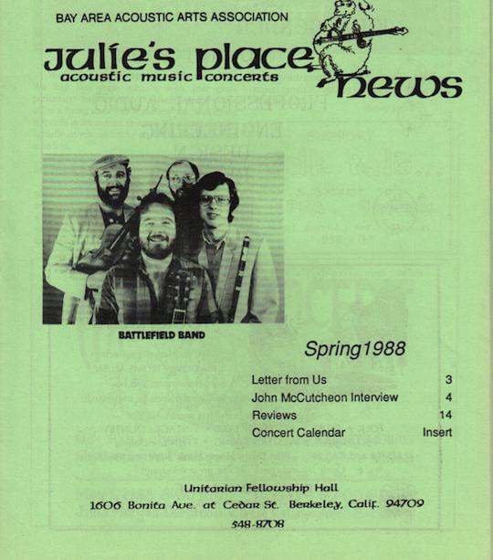 1988 Fall