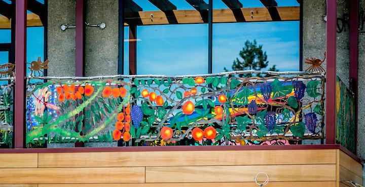 """Quirky Berkeley in Berkeley, Calif., on August 26th, 2015."""