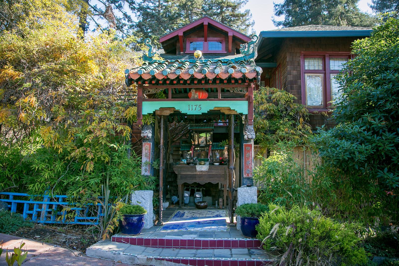 Quirky Berkeley in Berkeley, Calif. on Wednesday, November 11th, 2015.