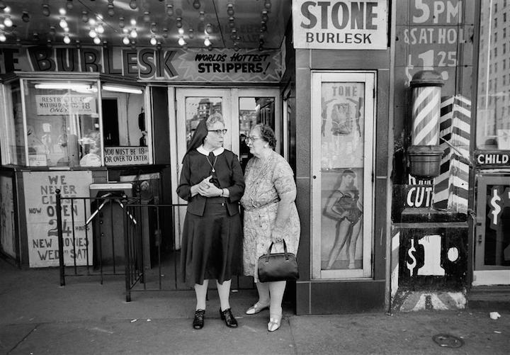 Stone Burlesk, Woodward Avenue