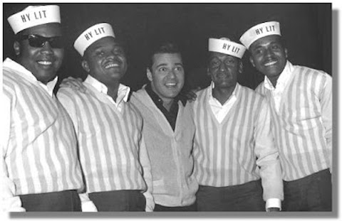WIBG's Hy Lit with the Four Tops