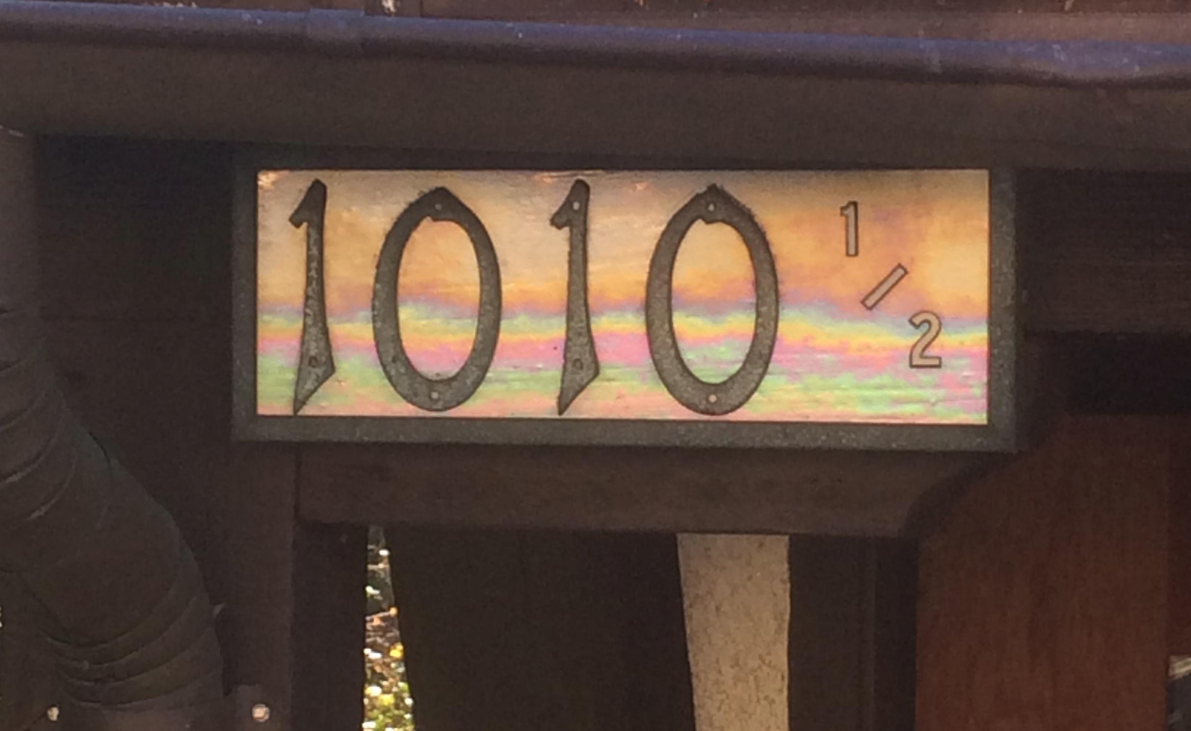 1010 1/2 Cragmont