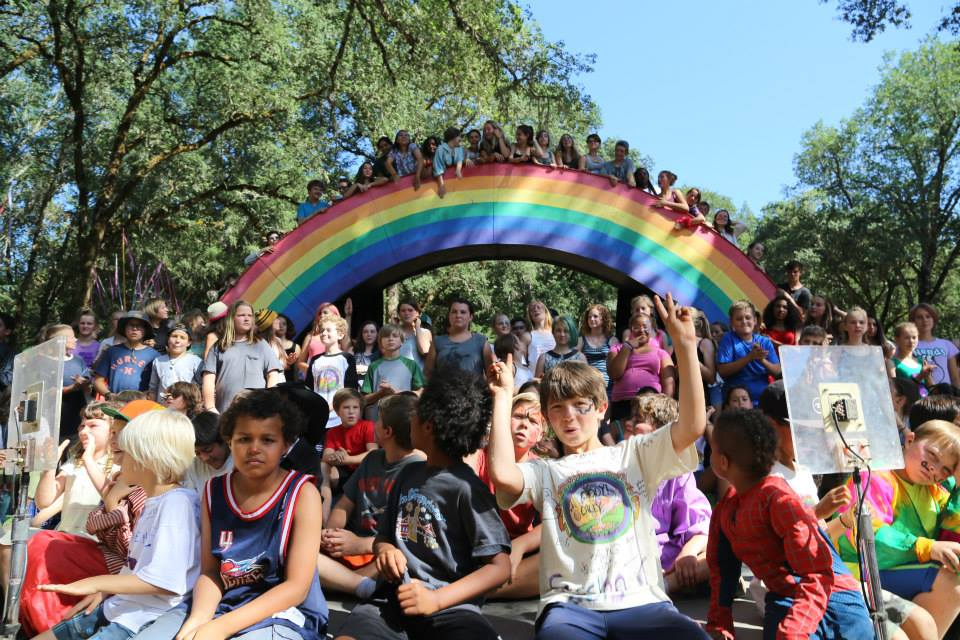 Photo: Camp Winnarainbow Facebok page