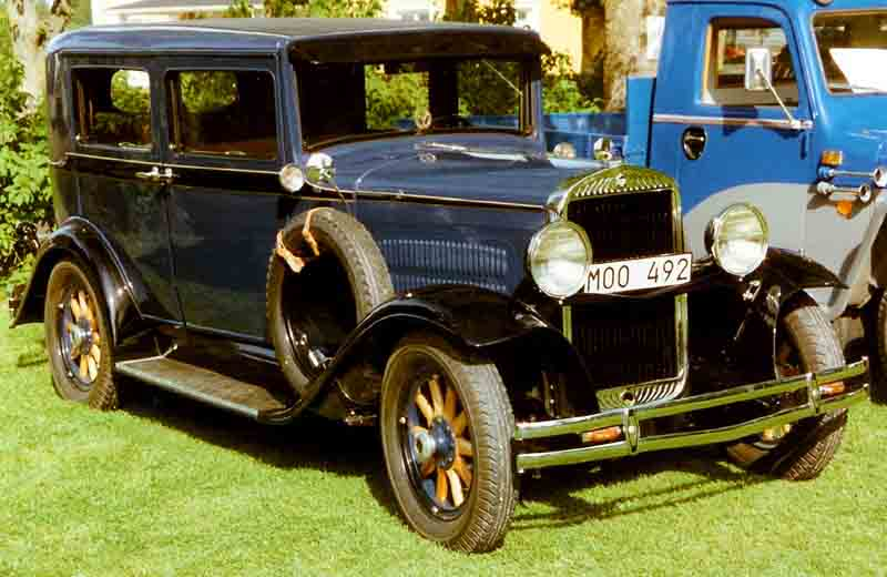1930 Essex Super Six sedan