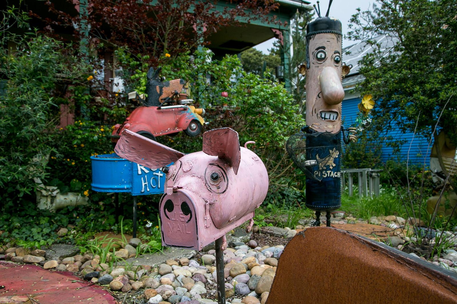 Quirky visits Sebastopol