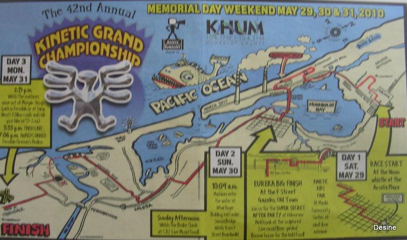 Kinetic Grand Championship Race 5293