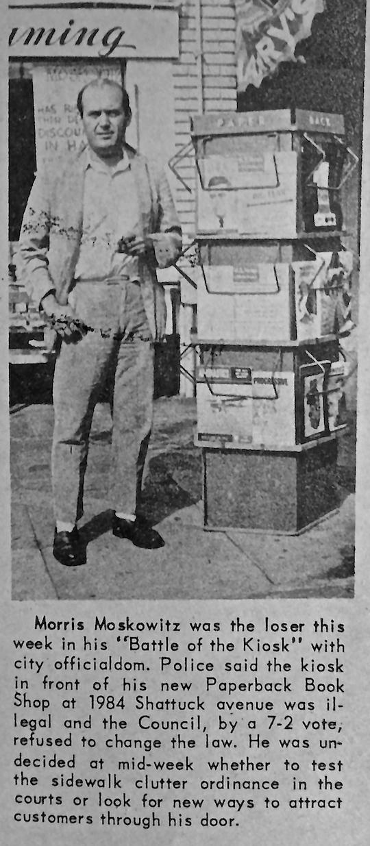 September 14, 1961 Berkeley Review