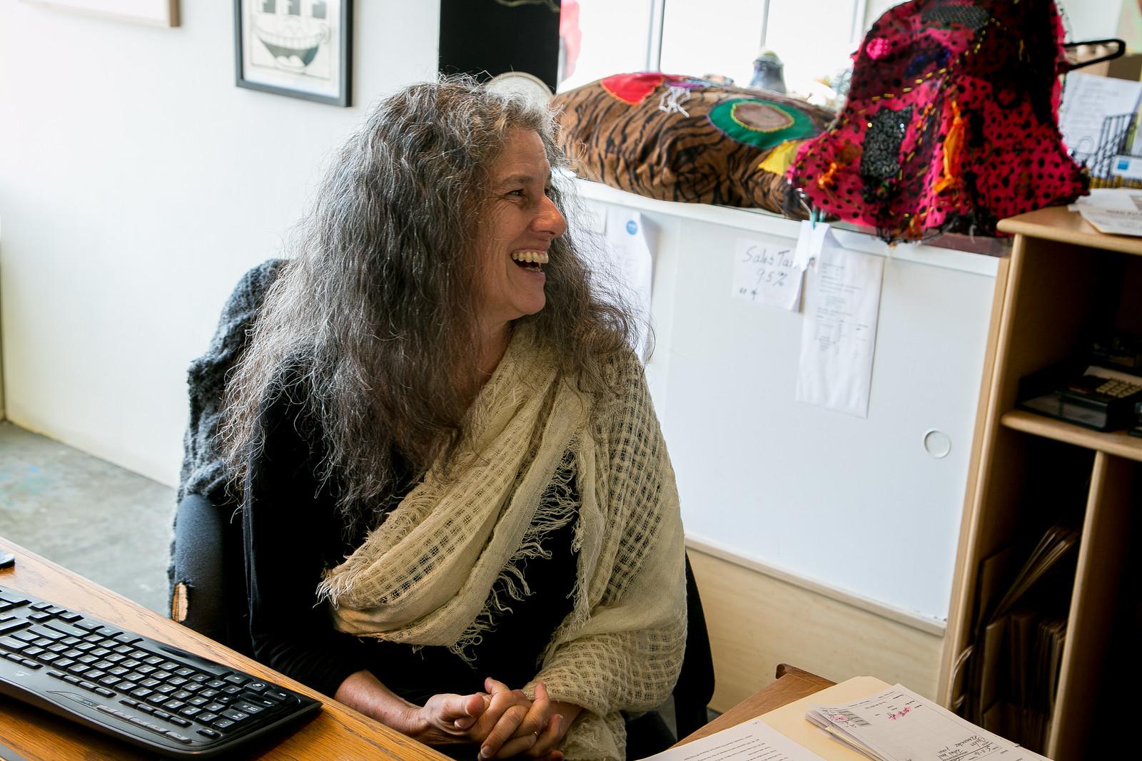 Judith Zoon (Administrative coordinator)