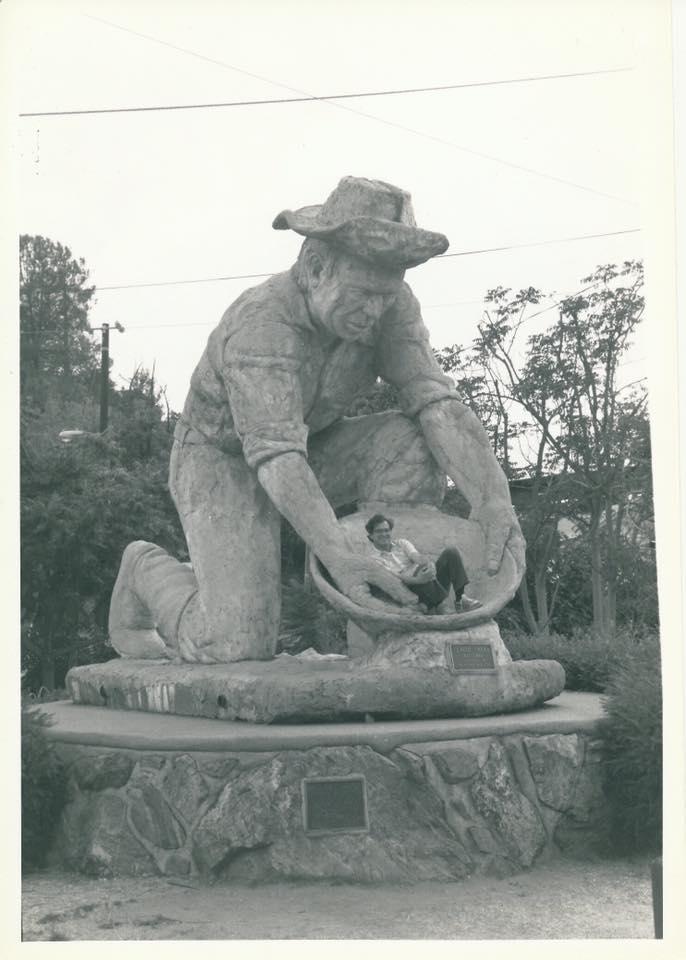 Gold Miner, Ken Fox, Auburn