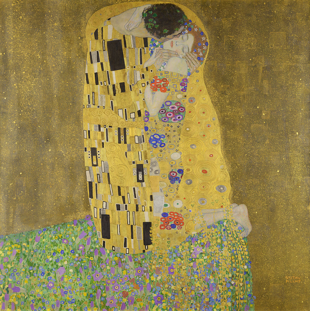 The_Kiss_-_Gustav_Klimt_ 1907-8-_Google_Cultural_Institute