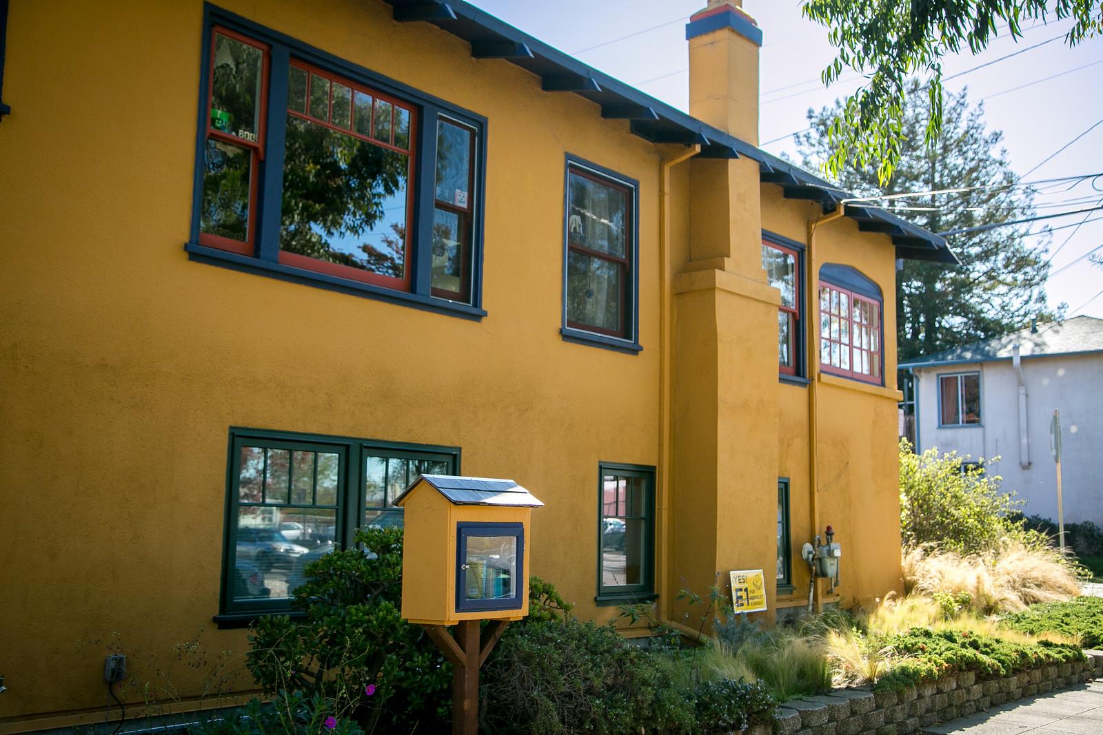 1401 Berkeley Way