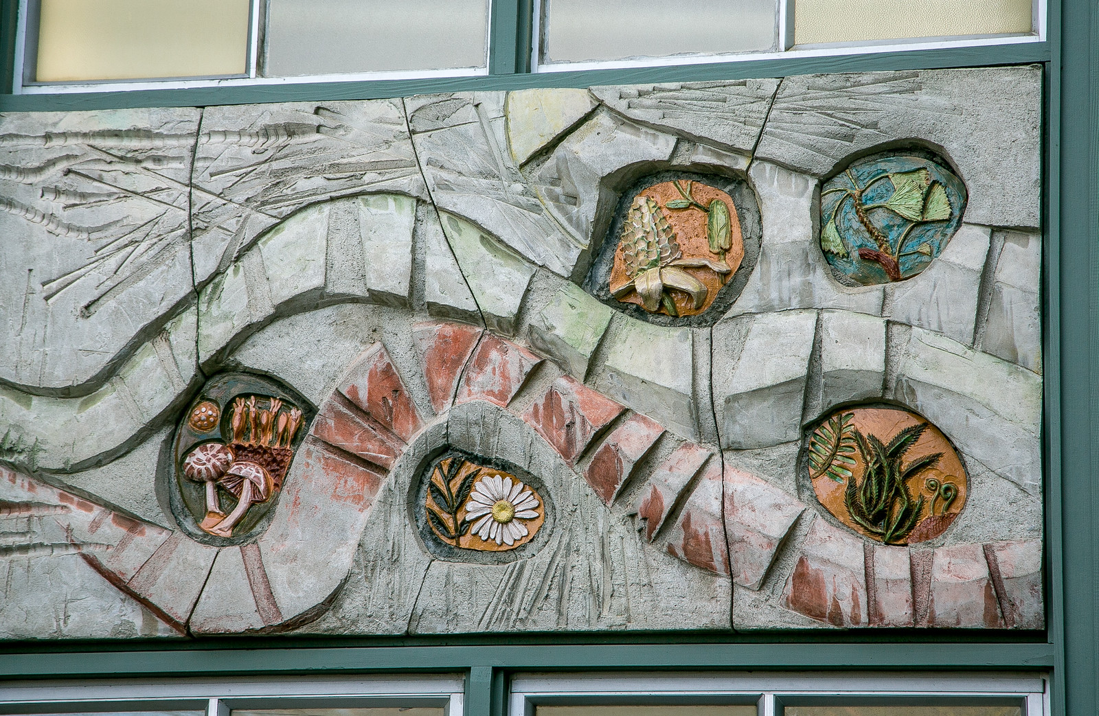 King Street entrance, Malcolm X School