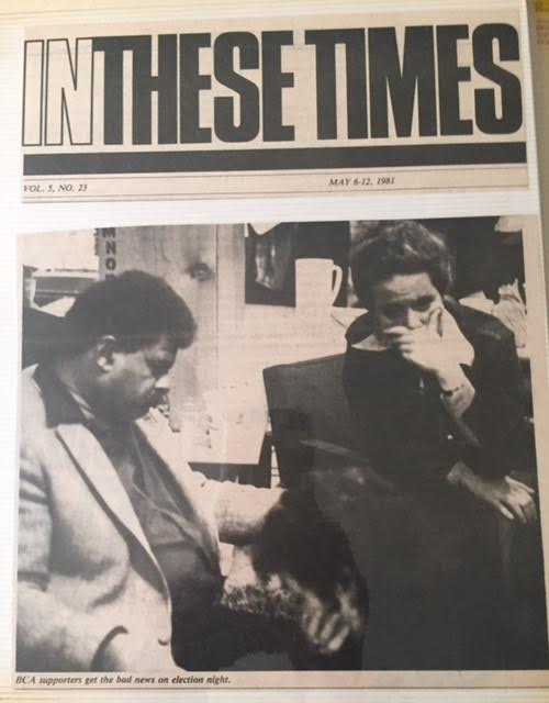 In These times, May 6, 1981