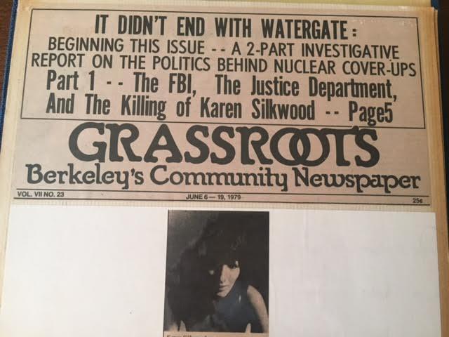 Grassroots, June 6, 1979