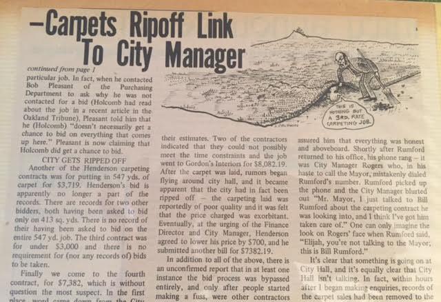 Grassroots, June 7, 1978
