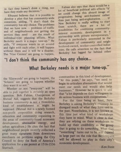 Grassroots, August 10, 1977