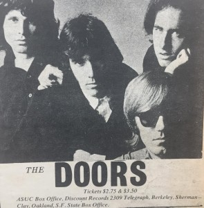 Doors October 6