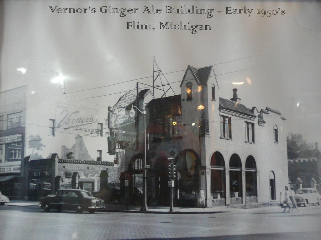 Verner's Ginger Ale