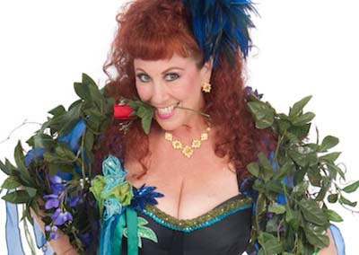 Annie Sprinkle.  Photo: http://www.visionarycongress.org/project/annie-sprinkle/