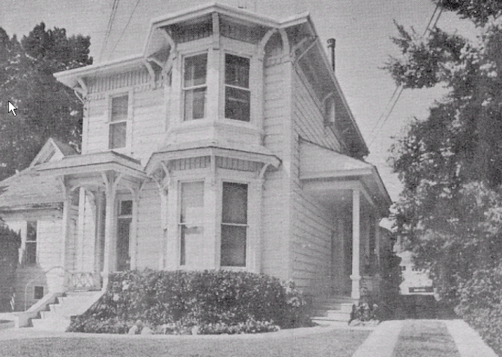 1943 Berkeley Way; Photo courtesy of Berkeley Architectural Heritage