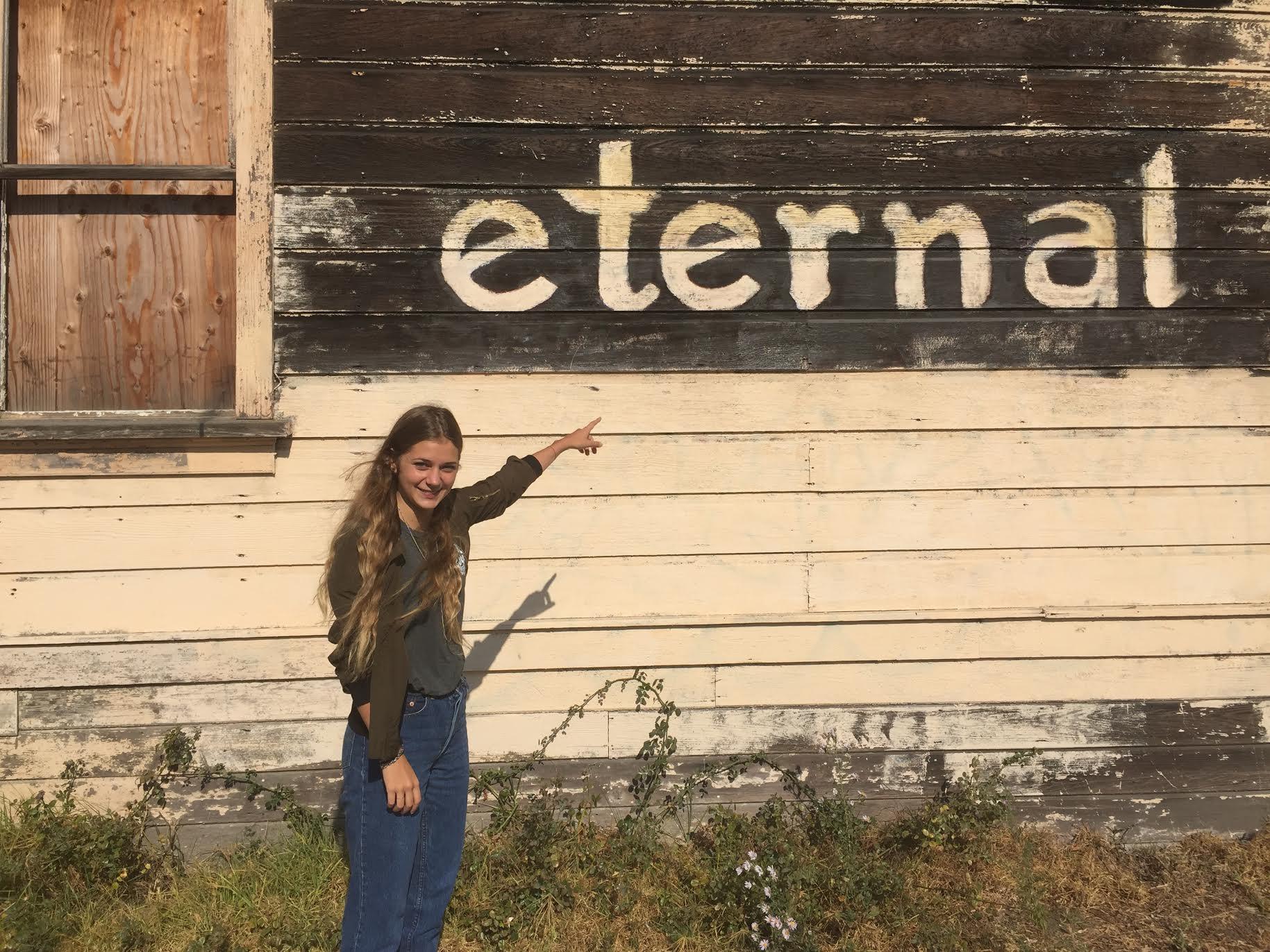 Eternal house, Cedar at 4th