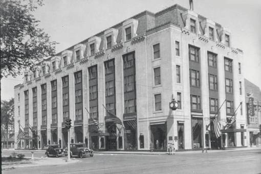 photo-chicago-marshall-fields-department-store-evanston-branch-store-1932
