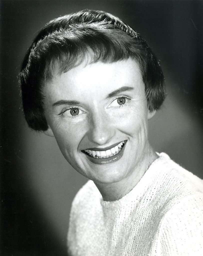 Phyllis Diller. Photo: San Francisco Chronicle