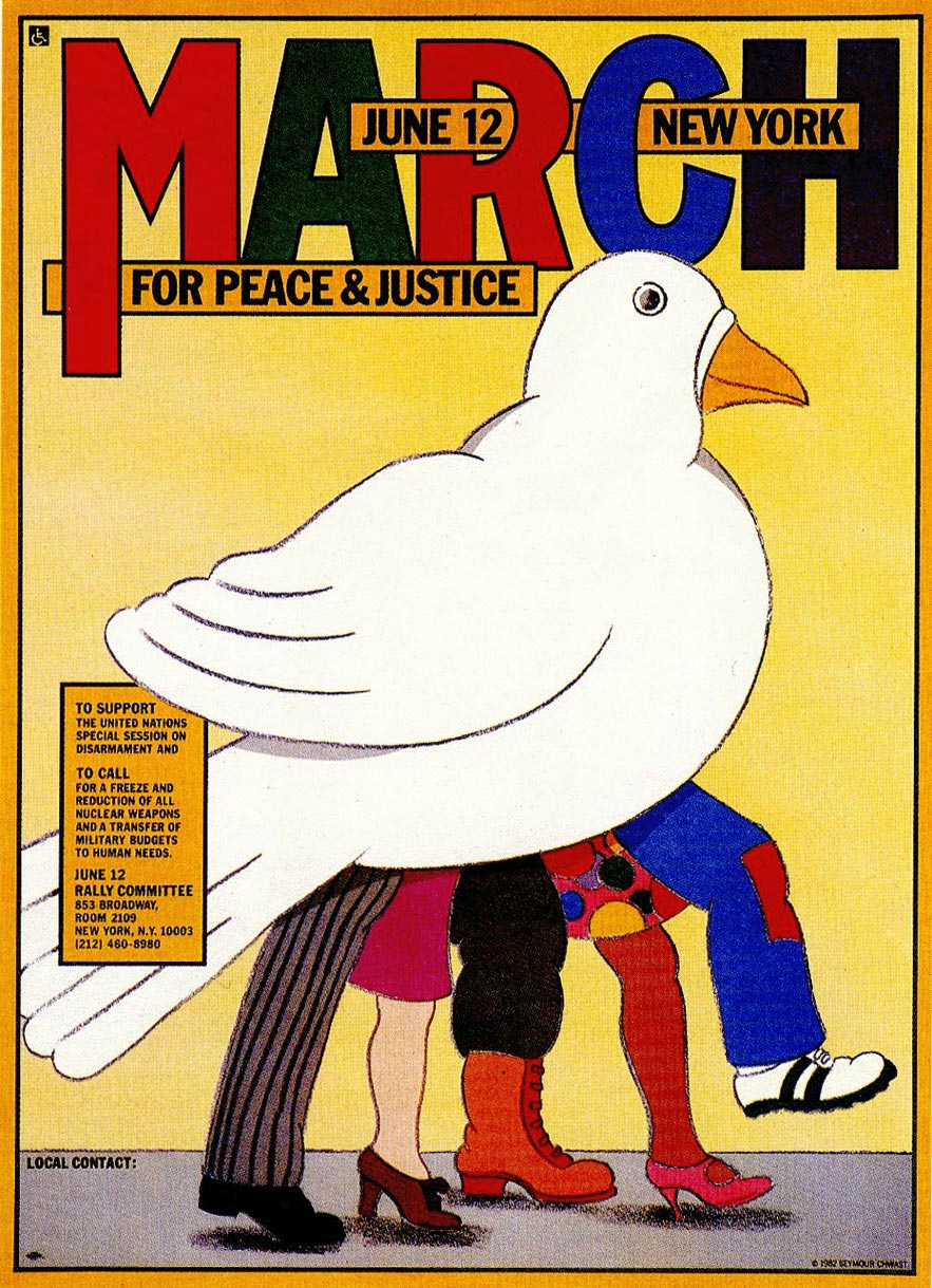 March for Peace poster