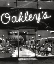 Oakley's Exterior