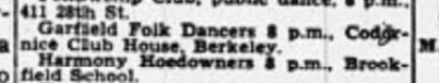 Oakland Tribune, June 1, 1955