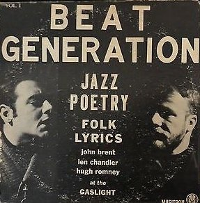 Beat Generation Jazz Poetry