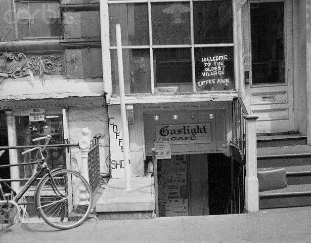 Gaslight entrance