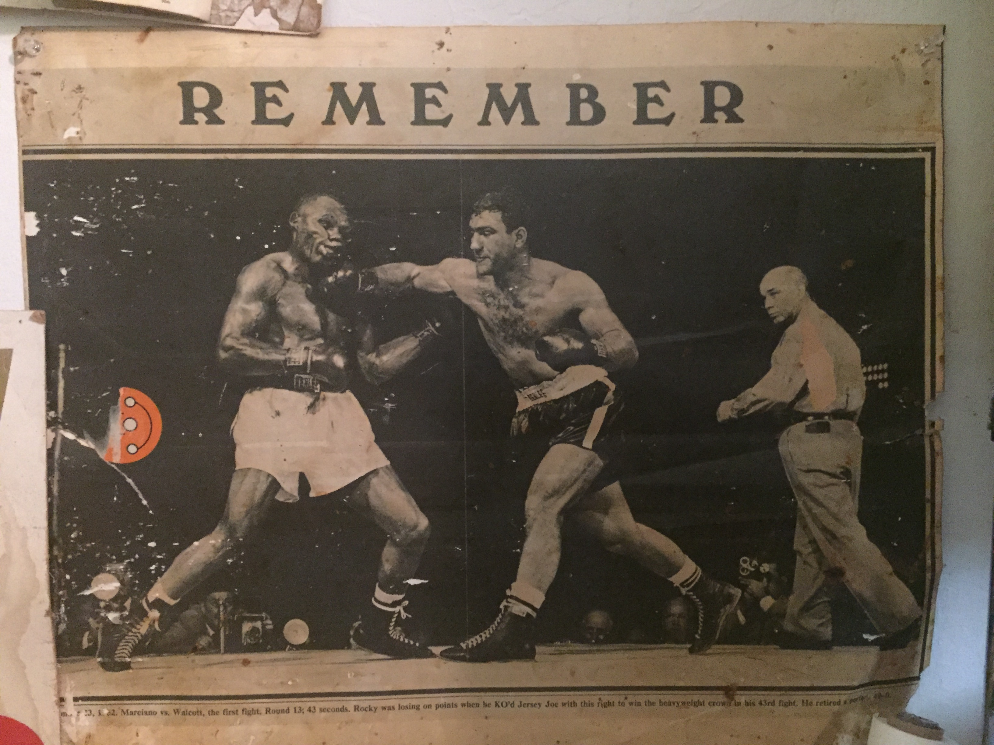Boxing Remember