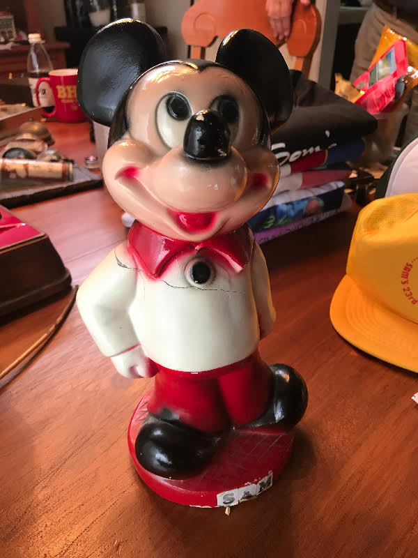 Mickey not phone
