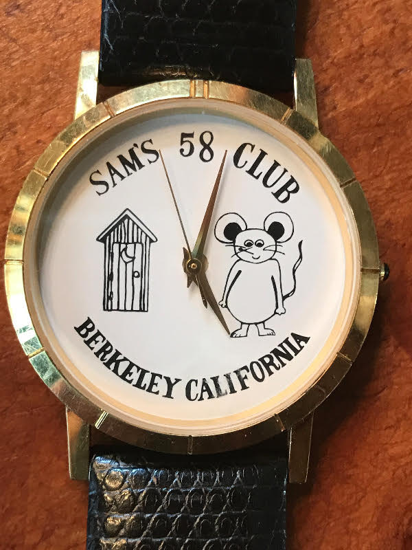 Sam's watch