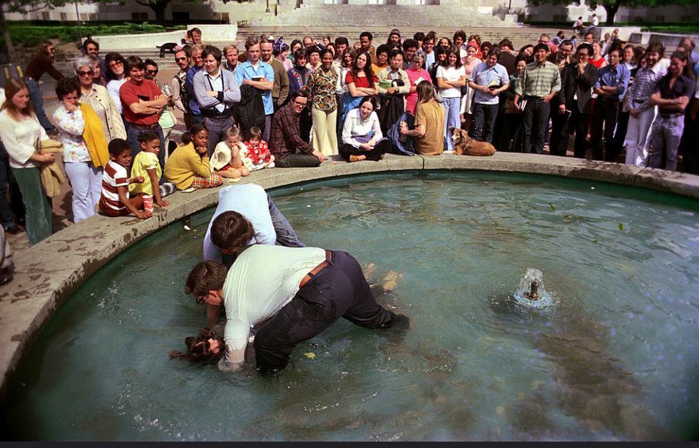 Ludwig Baptism