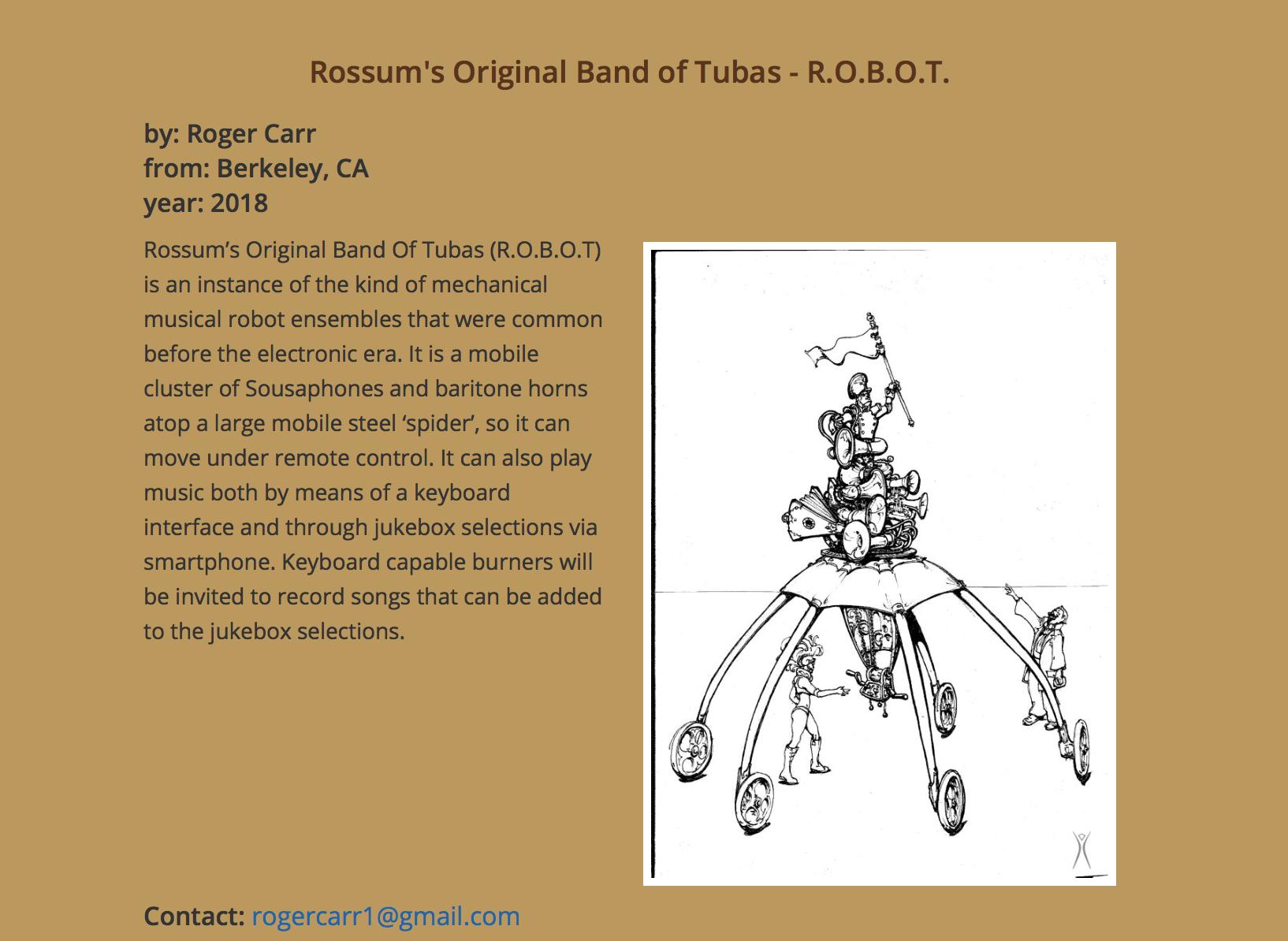 Rossum's Original Band