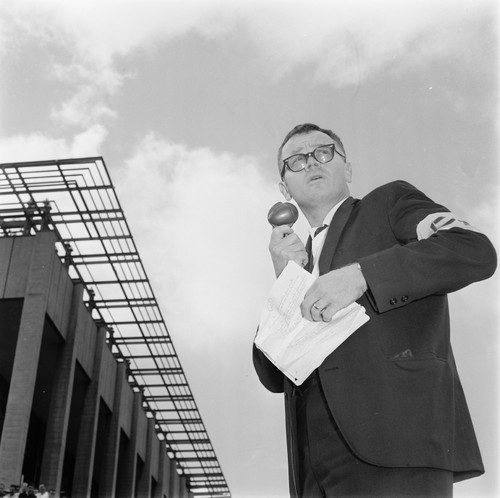Professor John Leggett (November 9, 1964)