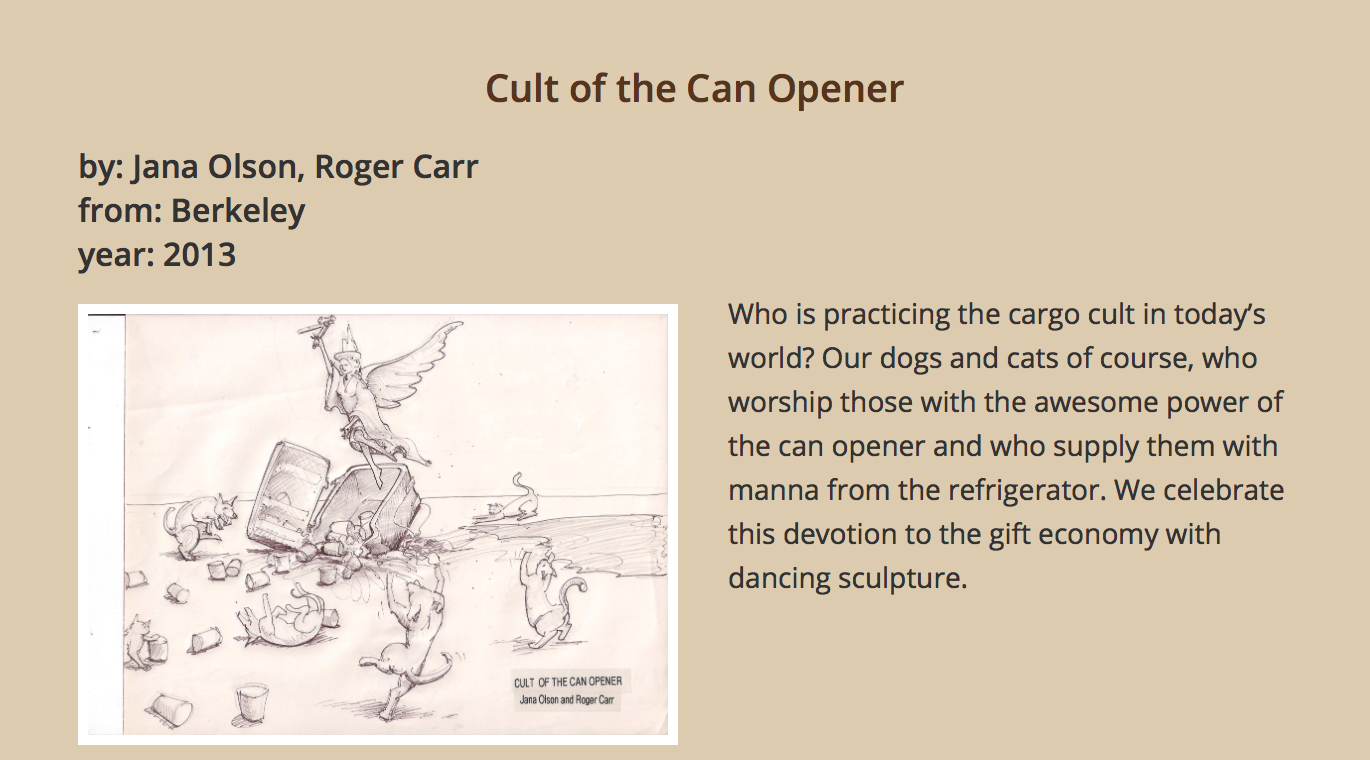 Cult of Can Opener
