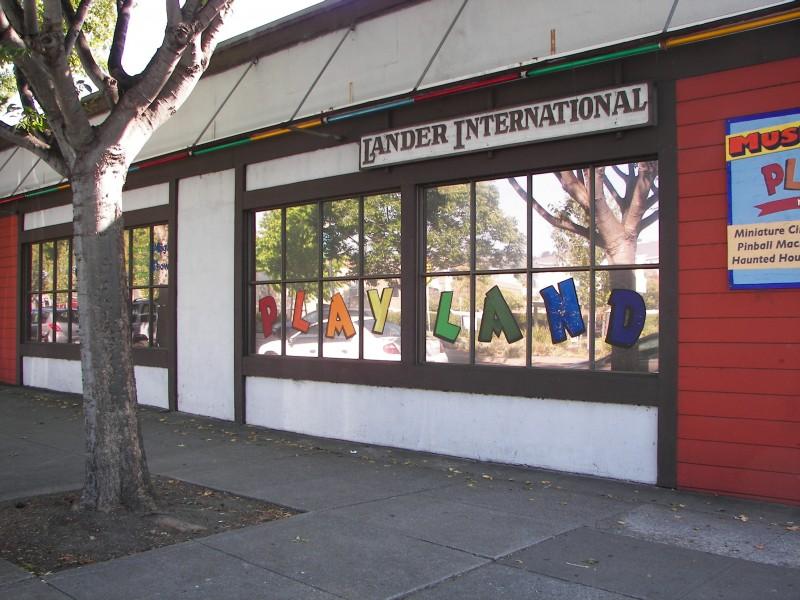 Lander International